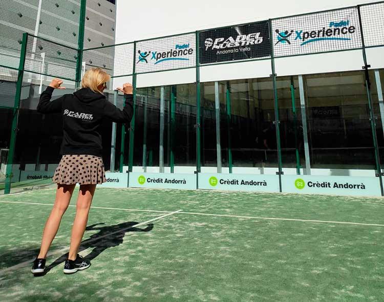 donde jugar a Pádel en Andorra