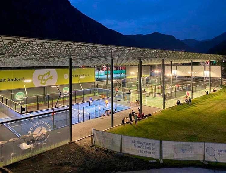 Pádel Nuestro Andorra